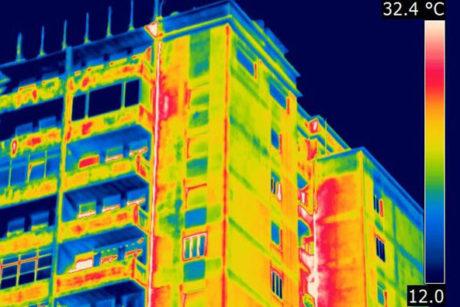 l'indagine termografica